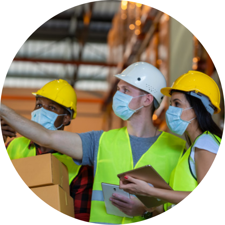 Keep your manufacturing sites free from COVID-19